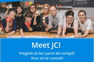 Vreau în JCI Cluj. Ce am de făcut?