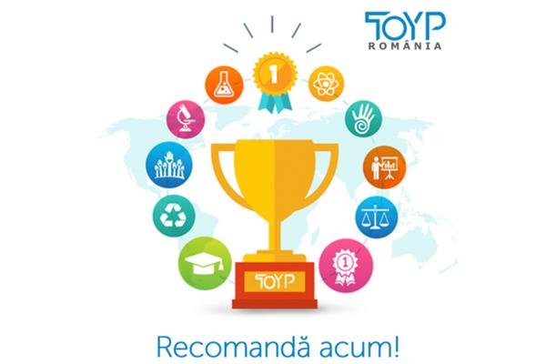 Nominalizează un român remarcabil în Gala T.O.Y.P.!
